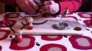 christmas cork craft ideas youtube