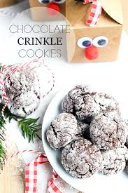 chocolate crinkle cookies the 36th avenue