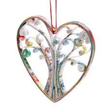 lover tree ornament