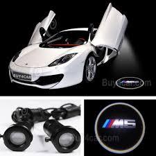 logo bmw 3d 3d laser car door lamp led ghost shadow car logo light for bmw m5