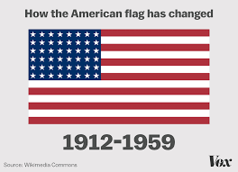 Old Hawaiian Flag For Flag Day Watch How Much The American Flag Has Changed Vox