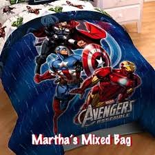 Superhero Twin Bedding Bedding Excellent Avengers Bedding Marvel Shield Single Set