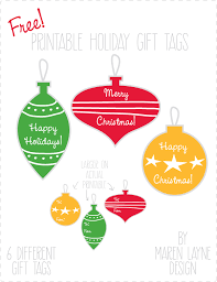free printable gift tags simple pretty