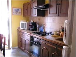 meuble cuisine en pin pas cher meuble cuisine en pin pas cher great peinture cuisine meuble marron
