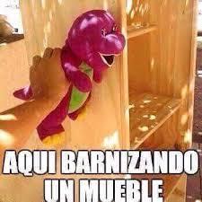 Barney Meme - hay este barney meme by markitokapoble memedroid