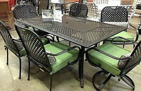 Patio Dining Sets Home Depot Home Depot Outdoor Dining Sets Aluminum Patio Furniture Home Depot