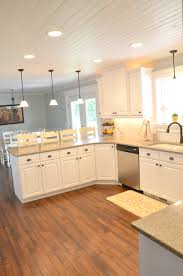 kitchen ceiling ideas photos how to diy a wood plank ceiling wood plank ceiling plank