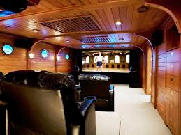 how to design and build a cool home theater design plans home