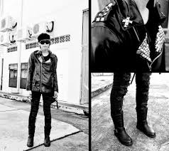 engineer motorcycle boots bryan goh virginblak turban diy motorcycle studded jacket