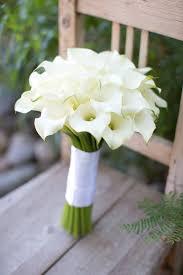 bouquets for wedding best 25 calla wedding bouquet ideas on calla