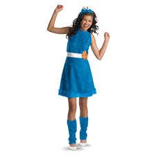 Tween Halloween Party Ideas by Cookie Monster Child Tween Costume From Costumeexpress Com