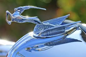 1933 chrysler imperial ornament by reger