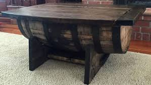 whiskey barrel side table side table whiskey barrel side table coffee whisky whiskey barrel
