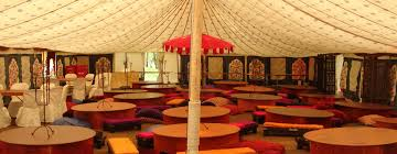 indian and exotic tent and marquee hire for parties weddings and