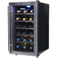 Built In Drinks Cabinet Wine Coolers Wine Beverage U0026 Keg Coolers The Home Depot