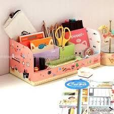 cute desk organizer tray cute desk organizer desktop organizers decoration ideas animal
