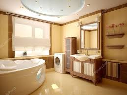 modern interior of a bathroom u2014 stock photo rashch 5685907