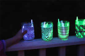 Mason Jar Lights Camping Craft Mason Jar Lights