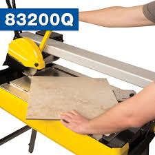 Rigid 7 Tile Saw Stand by Tile Saws Qep
