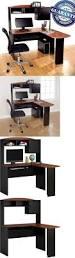 ebay corner desk modern wood home office desk corner computer pc