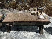 Drafting Table Skyrim Skyrim Construction The Unofficial Elder Scrolls Pages Uesp