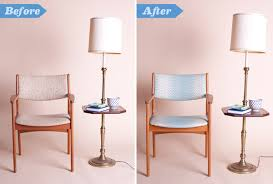 Recovering An Armchair How To Reupholster A Mid Century Modern Chair