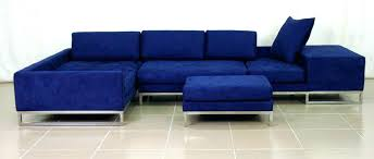 Blue Sectional Sofa With Chaise Blue Sectional Bikepool Co