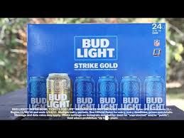 bud light gold can rules bud light entering to win super bowl tickets for life youtube