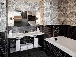 black tile bathroom ideas bathroom designs black interior design