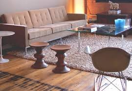 Midcentury Modern Rug Warming Up Mid Century Modern With Area Rugs Nw Rugs Furniture