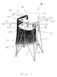 patent us7281759 portable high chair google patents