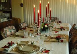 christmas holiday table setting centerpiece ideas for christmas