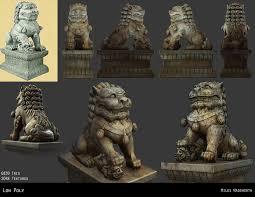 shishi statue shishi lion guardian lp sheet by 31883milesperhour on deviantart
