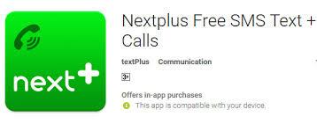 nextplus apk nextplus apk get a free us phone number in nigeria naijnaira