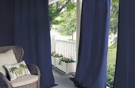 blue and white vertical striped curtains navy blue and white