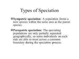 speciation notes chapter ppt video online download