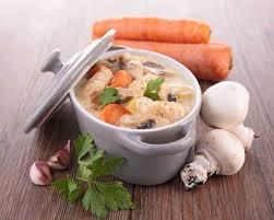 blanquette de veau cuisine az recette blanquette de dinde à l ancienne