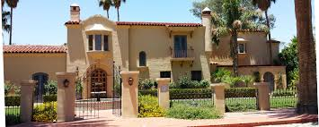home architecture and design el encanto estates a beautiful historic neighborhood in midtown