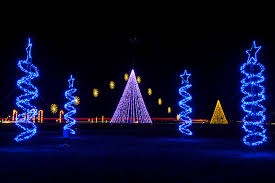 Light Show Lights Marvelous Decoration Illuminating Christmas Lights Illuminate