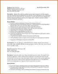 Etl Resume Front End Developer Resume Resume Name