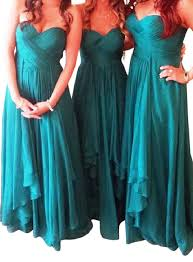 la femme emerald green la femme chiffon dress dress on tradesy