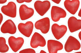 s day candy hearts s day candy hearts stock photo image of candy cutout