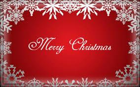 christmas season template of christmas greeting card vector