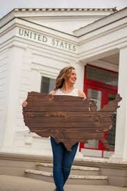 contiguous usa map wall wooden state by wallartwooden