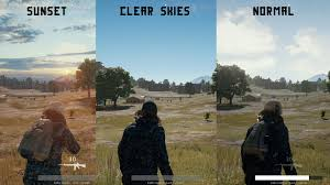 pubg wallpaper reddit little comparison between the new weather systems pubattlegrounds