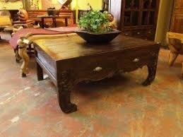 Bali Coffee Table Balinese Coffee Table Foter