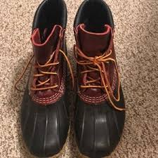 s bean boots size 9 43 l l bean shoes ll bean boots from s closet on
