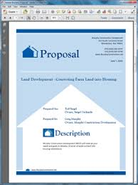 real estate investment proposal template thebridgesummit co