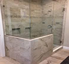 bathroom shower porcelain pearl 12x12 3x6 pearl brickbond tan
