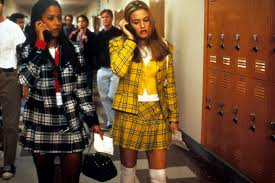 1990 halloween costumes the unlikely inspirations behind clueless u0027s costume design